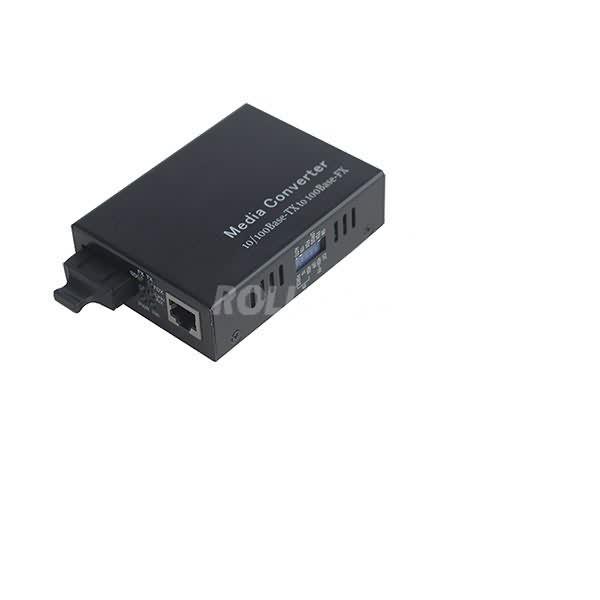 10/100M Dual fiber Media Converter