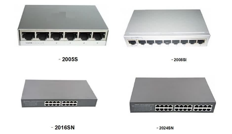 8 port data switch-- 001