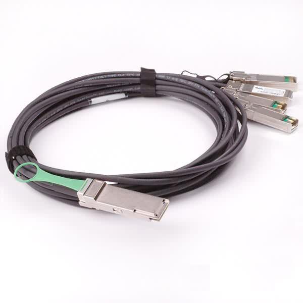 40g Qsfp+ To 4×10 SFP+ DAC