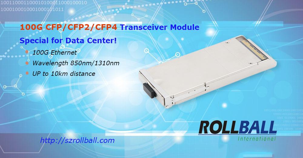100g cfp fiber transceiver module-1200