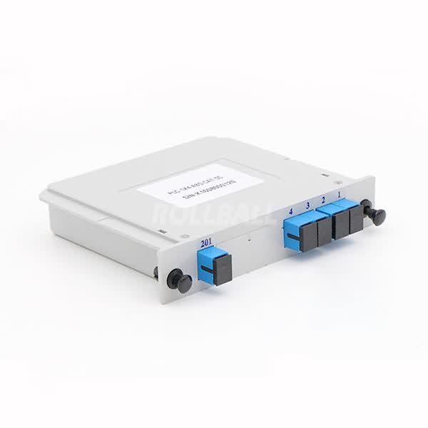 1N LGX PLC Fiber Splitter