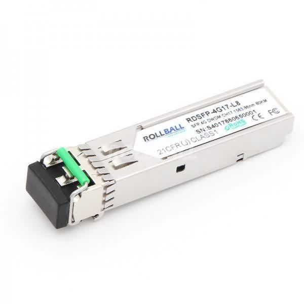 2.5G DWDM SFP Transceiver Module