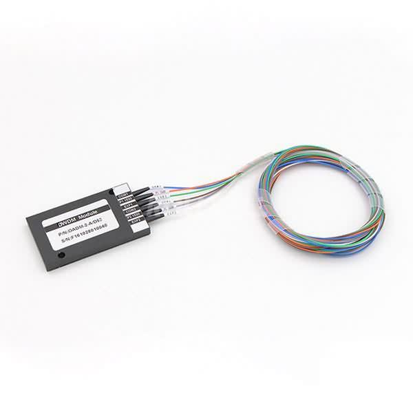 Dual Fiber DWDM OADM Compact Box