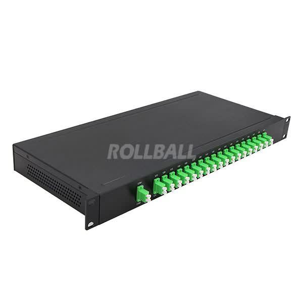 plc splitter rack mount 2