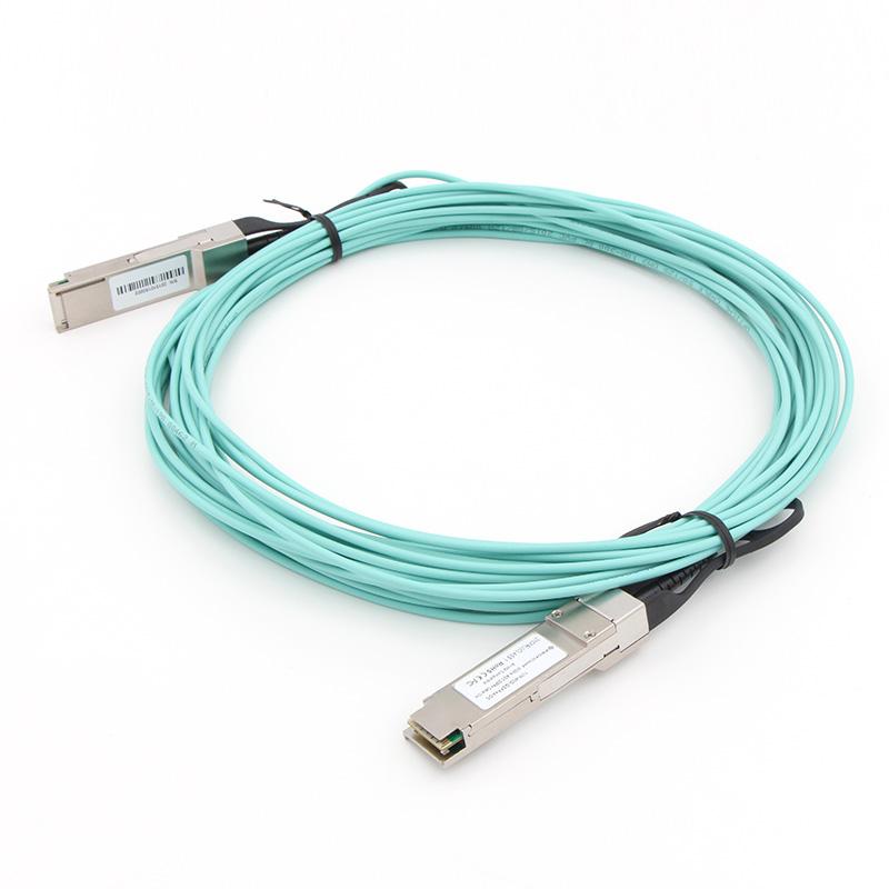 qsfp breakout cables