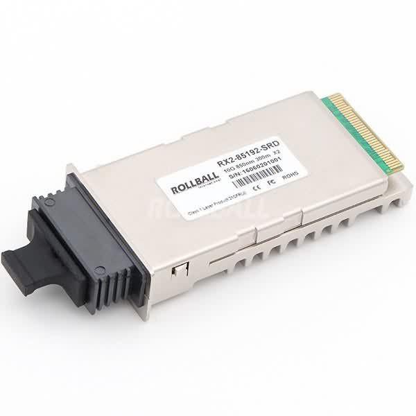 10G X2 Transceiver Modules